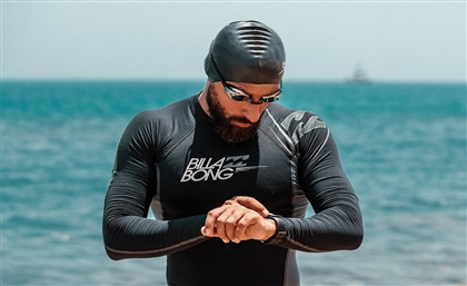 This Egyptian Triathlete is Swimming the Length of Egypt to Take a Stand Against Single-Use Plastics