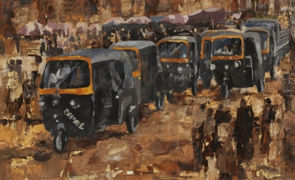 Over 150 Egyptian Artists to be Showcased at the 5th Cairo Art Fair