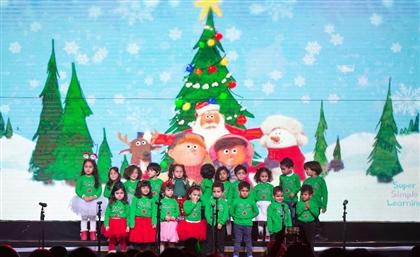 Metropolitan School's Winter Wonderland Showcases Student Engagement with Magical Performances