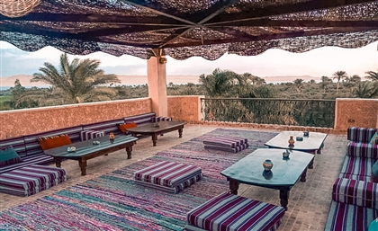Fayoum's Newest Boutique Hotel is our Next Staycation Goal