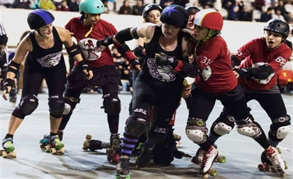 The Coolest Girls on Wheels: Don't Miss the Cairollers Roller Derby Clash on February 1st