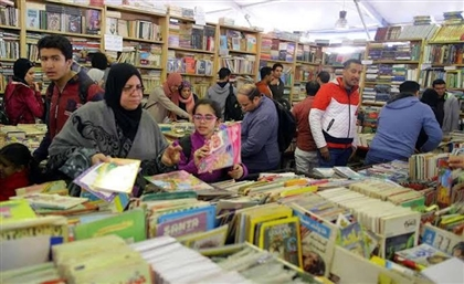 Cairo International Book Fair Kicks Off January 22nd