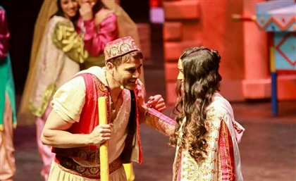 Aladdin Starring Ahmed Ezz Premieres in Cairo Show Theatre Next Month