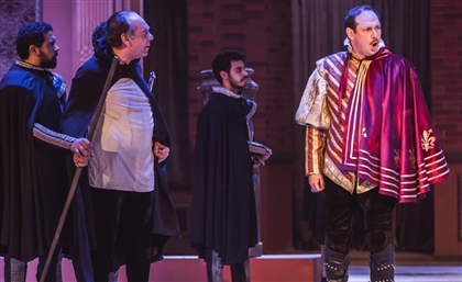 The Internet's Just Another Stage With Egypt's New International Theatre Festival