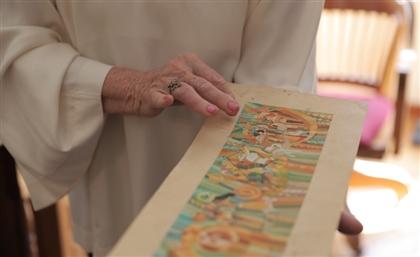 #CultureIsNotCanceled: Art D'Egypte Launches Online Initiatives to Support Egyptian Art