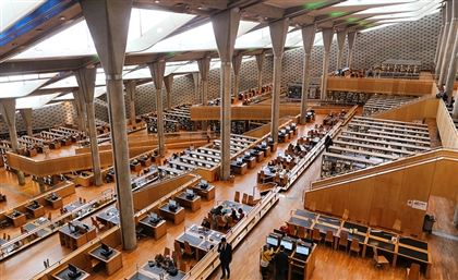 Bibliotheca Alexandrina is Uploading Bodies of Work on YouTube