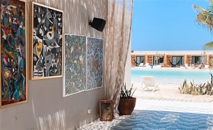 Art D'Egypte's Experiential Sub-Brand EX Takes Over Hacienda White's Mazeej Hotel