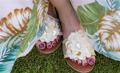 Footwear Brand Atipico Uses Nature's Gems in their Sandals