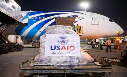 United States Sends 250 Ventilators to Egypt