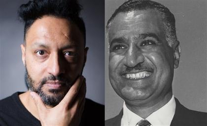 Egyptian-Italian Fabio Abraham to Play Gamal Abdel Nasser in CNN Docu-Drama