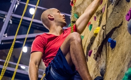 Fingerlock is the One and Only Indoor Rock-Climbing Haven in New Cairo