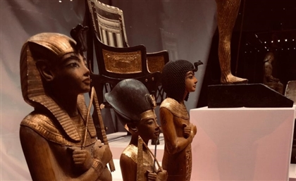 Ancient History by the Sea - Dazzling King Tutankhamun Exhibition Lands in Hurghada