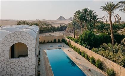 Sleep By Ancient Treasures at Villa Sakkara