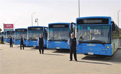 New Administrative Capital will Host Middle East's Largest Smart Bus Station