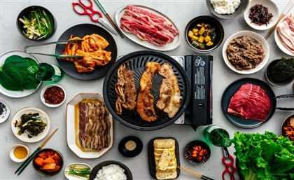 Seoul Barbecue: The Maadi Restaurant Serving Korean Food for Almost 3