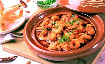 Cairo's 4 Best Restaurants for Shrimp Tagine