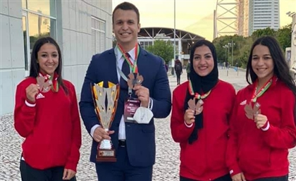 Egyptians Take Home Six Medals at Karate 1-Premier League