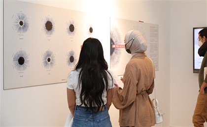 Art Shines a Light on Technology at Cairotronica Art Festival