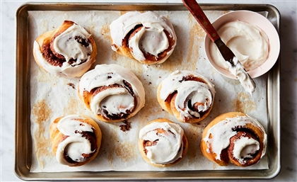 Bakeology Makes Cinnamon Rolls and Only That, and We Honestly Stan