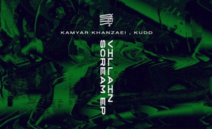 Kamyar Khanzaei Teams Up for New Kudd on Hip-Hop EP 'Villain Scream'