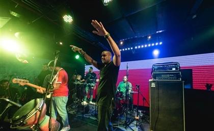 Sharmoofers Return From COVID-19 Hiatus at El Sawy Culturewheel