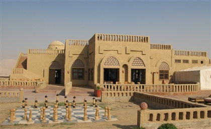Discover the Award-Winning Desert Lodge at Dakhla Oasis