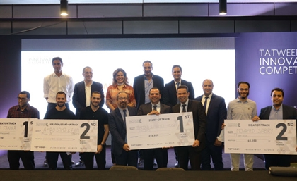 Tatweer Misr Innovation Competition Crowns Winners of the Fourth Round