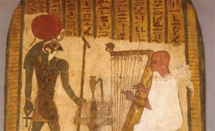 Egyptian Museum Displays Musical Artefacts for World Music Day