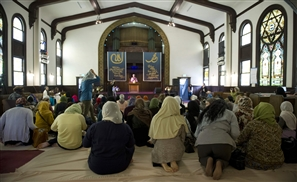 Women-Only Friday Prayer in LA