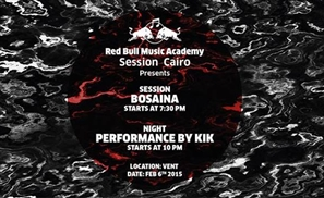 Red Bull Music Academy Session at Vent