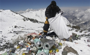 From Highest Peak to Stinkiest; Poo Threatens Mount Everest
