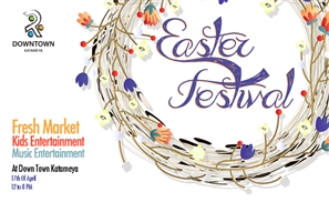 Easter Festival at Downtown Kattameya