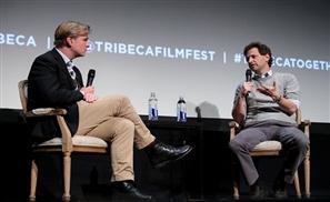 #TribecaTogether: Christopher Nolan & Bennett Miller