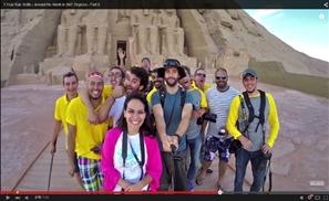 Alex Chacón Drops Second Epic 360 Selfie Video