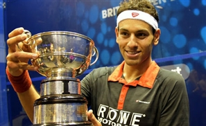 Egyptian Squash Player Takes #1 Title