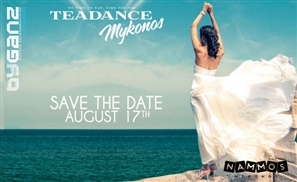 Teadance Takes Off to Mykonos