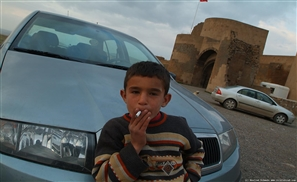 Egyptians Start Smoking Before Puberty