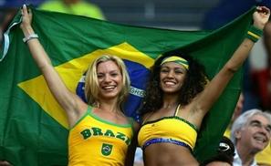 Sheikh: Brazil Beaten By Bare Bodies