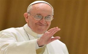 #GayIsOK says the Pope