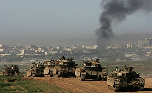 Israel Launches Gaza Ground Offensive