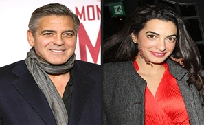 Clooney: I'm 'Marrying Up' with Beirut Beauty
