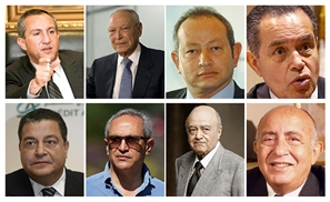Egypt's 15 Richest Men