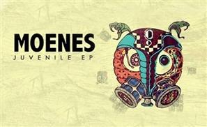 Ahmed Moenes: Juvenile EP