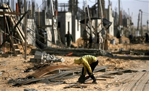 Egypt Lines Up to Help Rebuild Gaza