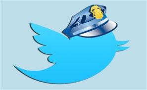 #EgyPoliceTipsToUS: Twitter Sarcasm Overload