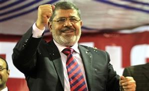 Morsi Sends Congratulations to Gaza