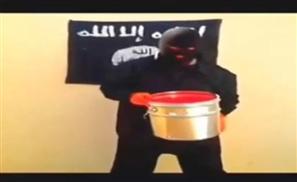 ISIS Blood Bucket Challenge?