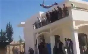 Libya Jihadists Filmed in Sexy Pool Party