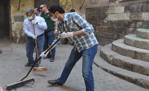 Cleaning Cairo's History