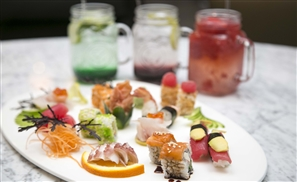 Upper Deck: Sushi in the Sky